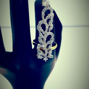 American diamond ring-1001 $20
