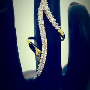 American diamond ring-1002 $10