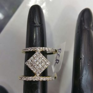 American diamond ring-1004 $10